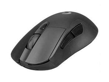 Logitech G703 Lightspeed HERO Wireless Gaming Mouse, RGB Lighting, Sensor HERO 16K, Buttons: 6, Resolution:100–16,000 dpi, Connection: Wired/Wireless, 910-005640 (mouse/мышь)