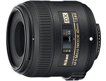 Nikon AF-S DX Micro 40mm f/2.8G ED, DX, filter: 52mm , JAA638DA (Obiectiv Nikon/ обьектив Nikon)