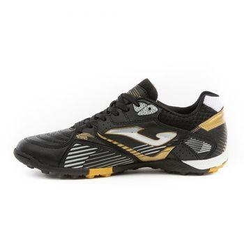 Футбольные бампы-сороконожки Joma Maxima 901 Turf black-gold