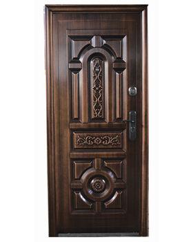Дверь металлическая TPC 50M2 860x2050x70 мм медь
