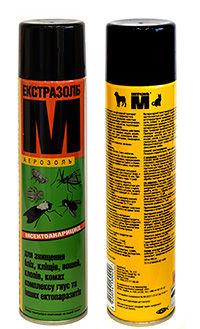 купить Экстразоль М - инсектоакарицид для животных - КИН в Кишинёве
