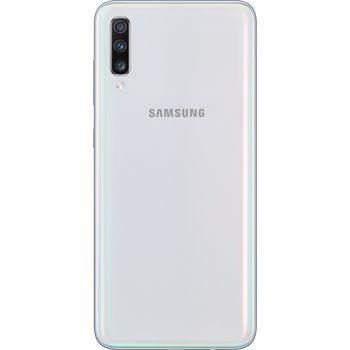 купить Samsung Galaxy A70 2019 6/128Gb Duos (SM-A705), White в Кишинёве