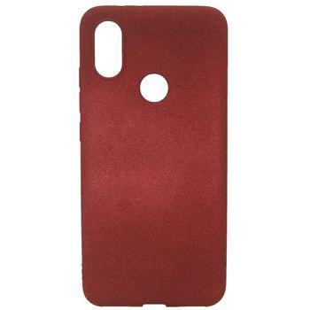 купить Чехол Senno Flex Slim Sand ТПУ Xiaomi Mi A2/6X , Dark Red в Кишинёве