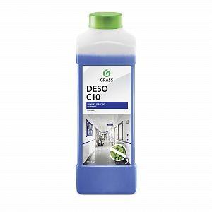 Средство для чистки и дезинфекции Deso С10 1л
