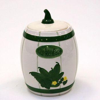 купить Бочонок керамический для хранения круп Testrut 820497 в Кишинёве