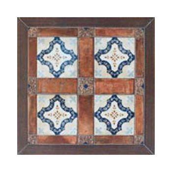 Azulejos Benadresa Напольная плитка Gres Colonial 45x45см