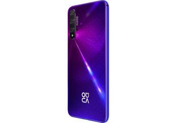 cumpără Huawei Nova 5T 6/128Gb, Midsummer Purple în Chișinău