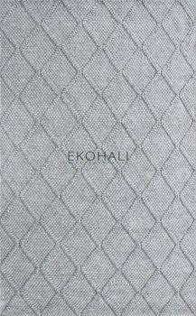 Ковёр ручного плетения EKOHALI Jade Diamond Grey XW