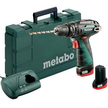 купить Аккумуляторный ударный шуруповерт Metabo PowerMaxx SB в Кишинёве