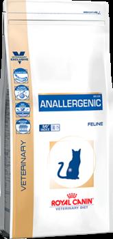 купить Royal Canin ANALLERGENIC 2 kg в Кишинёве