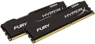 32 ГБ DDR4-3333 МГц Kingston HyperX Predator (комплект из 2x16 ГБ) (HX433C16PB3K2 / 32), CL16-18-18, 1,35 В, черный