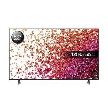 """50"""" LED TV LG 50NANO756PA, Black"""