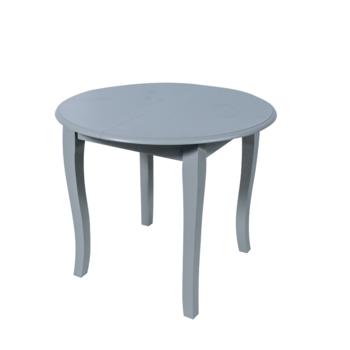 Раздвижной стол T449E 0,9 м - 1,2 м серый (серо-коричневый)