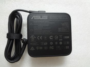 AC Adapter Charger For Asus 19V-4.74A (90W) Round DC Jack 4,5*3,0mm w/pin inside Original