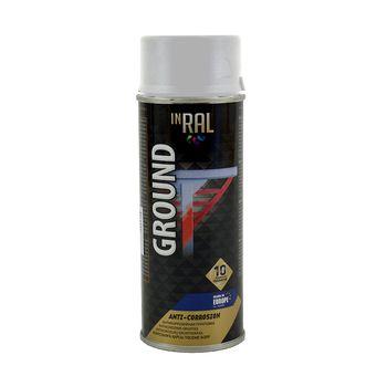 InRal Грунт-аэрозоль Ground Белый 400мл