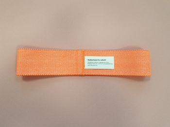 Эспандер Rubberband Dittmann XL Tekstil 32x6x0.2 см medium, orange (1820)