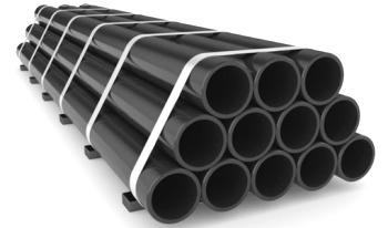купить Труба ПЭ Uniplast ф.315 x 7,7 HPDE_line в Кишинёве