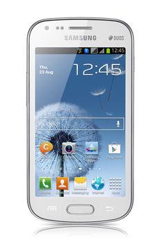 Samsung S7582 Galaxy S Duos 2 White 2 SIM (DUOS)