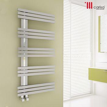 Дизайнерский радиатор CARISA inox ALIAS 1000×500