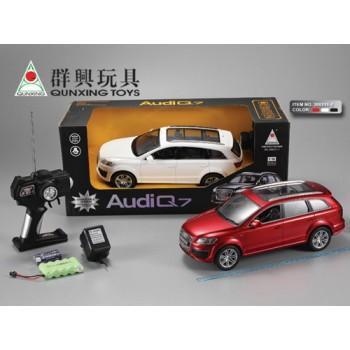"""Машина на дистанционном управлении """"Audi Q7"""""""