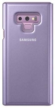 купить Чехол для моб.устройства Samsung EF-ZN960, Galaxy Note 9, Clear View Standing Cover, Violet в Кишинёве