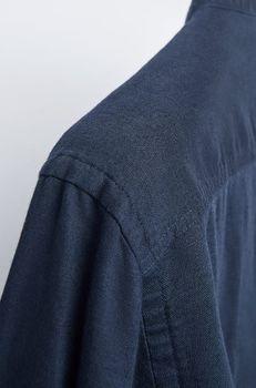Рубашка ZARA Темно синий zara 8211/305/401