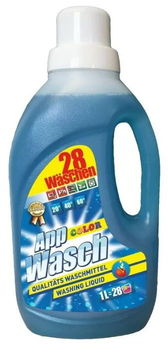 AppWasch - Гель для стирки - Color, 1L