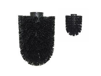 Щетка-ерш (насадка) WC, D7.2cm, черная