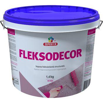 Supraten Краска гидроизоляционная FleksoDecor 1.4кг