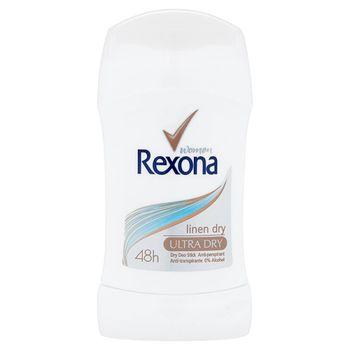 купить Rexona stick дезодорант Linen Dry, 40мл в Кишинёве
