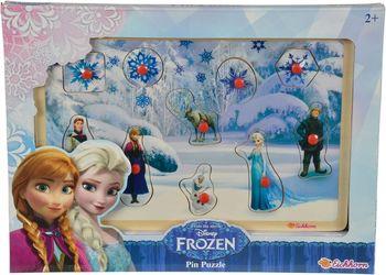 купить Eichhorn Пазл деревянный Frozen, 11 частей в Кишинёве