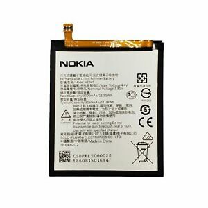Аккумулятор Nokia 6.1  (HE345)