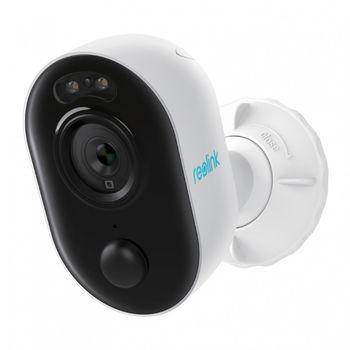 Беспроводная IP камера Reolink Lumus, 2MP, H.264, IR10m, PIR7m, Mic & Speaker, MicroSD, IP65