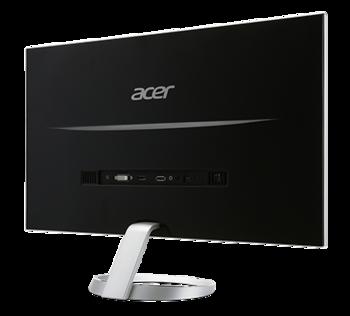"""купить 27.0"""" ACER IPS LED H277HSMIDX Borderless Silver в Кишинёве"""