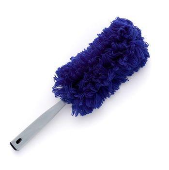 Щетка для пыли акрил синяя