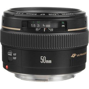 Prime Lens Canon Canon EF 50 mm f/1.4 USM