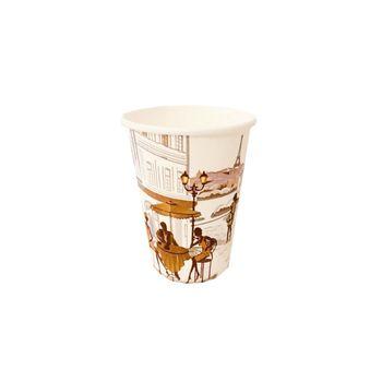 Бумажный стакан 210 мл Ø75