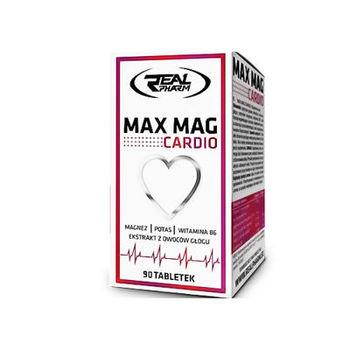 купить Max Mag Cardio - 90 Tabs в Кишинёве