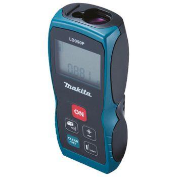 купить Лазерный Дальномер MAKITA LD050P, синий в Кишинёве
