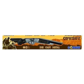 Винтовка ковбойская (8 зарядная), код 44084