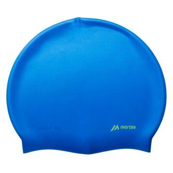 купить Набор: очки+шапочка для плавания SETTI JR SET BLUE/LIME в Кишинёве