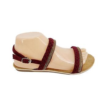 Sandale Dame (36-41) bordo /8