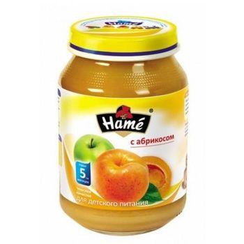 cumpără Hame piure din mere și caise 5+ luni, 190 g în Chișinău