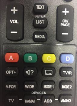 cumpără TELECOMANDA UNIVERSALA pentru IPTV box MOLDTELECOM în Chișinău