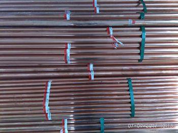 купить Медная труба- погонный метр в Кишинёве