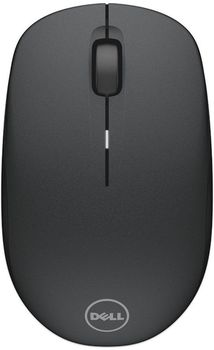 Dell Wireless Mouse-WM126, Black (570-AAMH)