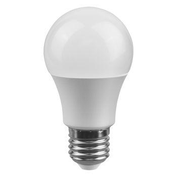 Лампа светодиодная ( тёплый белый свет) NLL-A55-7-230-2.7K-E27/2PACK,  7W
