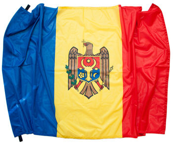 купить Молдавский флаг - 135x90 см в Кишинёве