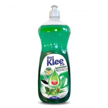 Ср-во для мытья посуды Herr Klee C.G Silver Line Minze Aloe 1л (Мята Алоэ)