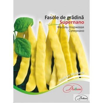 купить Семена  Фасоль спаржевая желт Супернано 20 гр DS в Кишинёве
